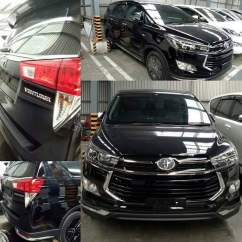 All New Kijang Innova Venturer Ukuran Velg Grand Veloz Pics Toyota Leaked Ahead Of Unveil Indian Cars Black Jpg
