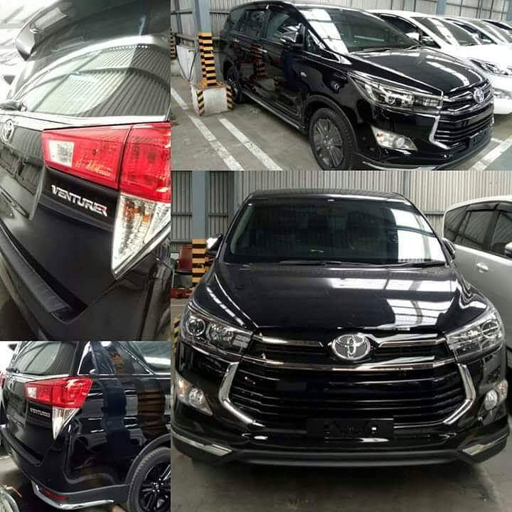 toyota all new innova venturer grand avanza tipe e pics leaked ahead of unveil indian cars black jpg