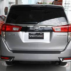 Harga New Innova Venturer 2017 Grand Veloz Vs Xpander Pics Toyota Leaked Ahead Of Unveil Indian Cars Rear View Showroom Jpg