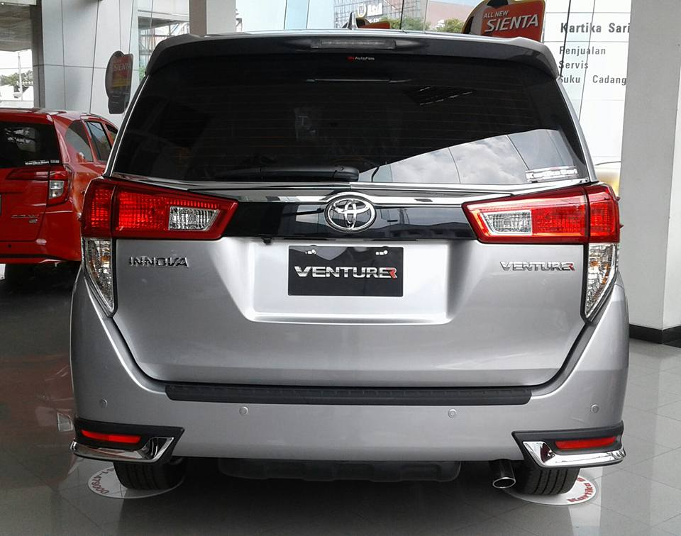 all new innova venturer 2017 yaris trd sportivo pics toyota leaked ahead of unveil indian cars rear view showroom jpg