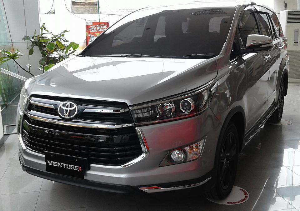 all new innova venturer grand avanza g at pics toyota leaked ahead of unveil indian cars spotted jpg