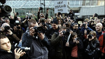 BBC NEWS: Is it a crime to take pictures?