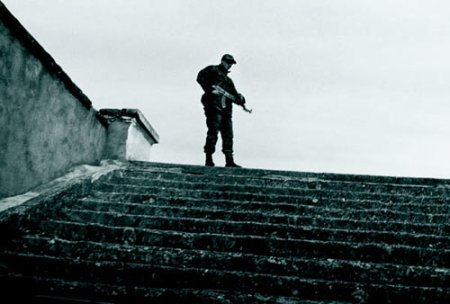 stereotypes of war – a photographic investigation by Jens Liebchen