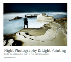 Night photography & light painting: Brent Pearson's tips, tricks and secrets to improve your night photography