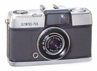 Camera history: developing the Olympus Pen Series of film cameras