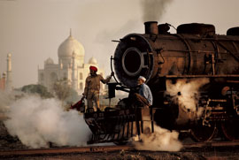 Interview of the month: photographer Steve McCurry