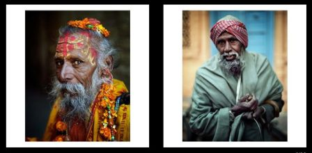 Portfolio: portraits from India by Bruce Percy