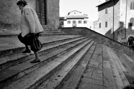 Toscana: black and white photos of Tuscany by Weston Baker