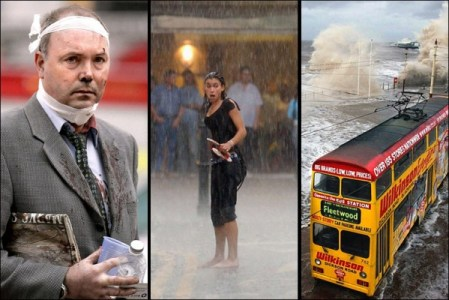 PA news' pictures of the decade