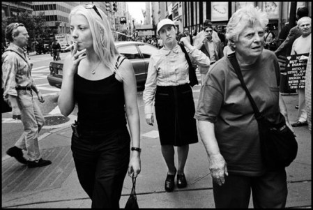 NYC Streets 2001-2007 :: a photo gallery by Rick Bajornas