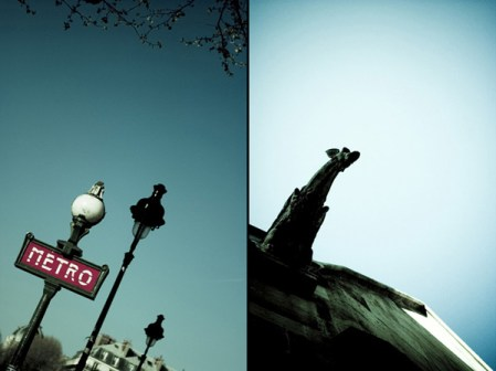 Laurent Nivalle photographs Paris