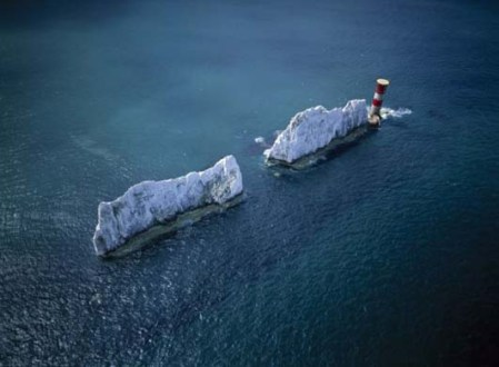 Britain from above: Jason Hawkes' aerial images