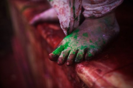 Holi 2010 – the world's most colourful festival @ The Big Picture