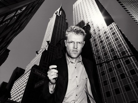 Englishmen (and women) in New York – photos by Jason Bell