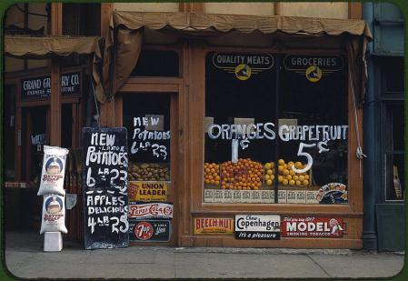 Captured: America in Color – photos from 1939-1943