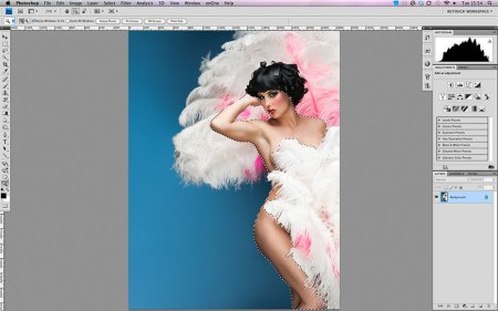 Skin softening in Photoshop – a tutorial by Alan Bremner