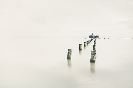 Nowhere – waterfront photos by Maciej Leszczynski