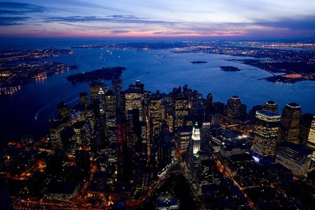Aerial views of New York – photos by Jason Hawkes