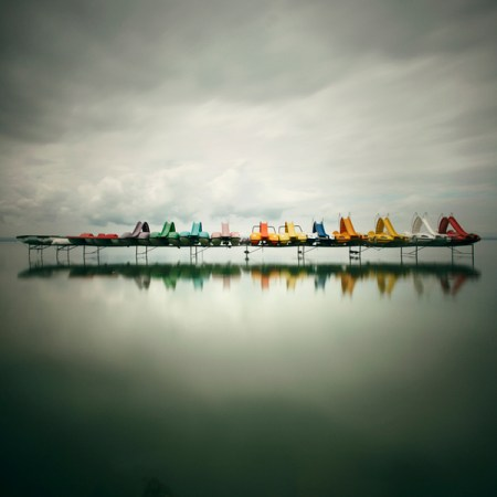water2capes – long exposure photos by Akos Major