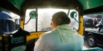 Photographing the street cabs of Bombay