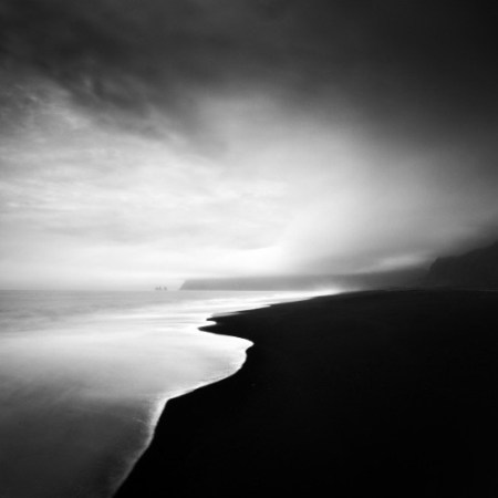 Iceland – monochrome landscapes by Michael Schlegel