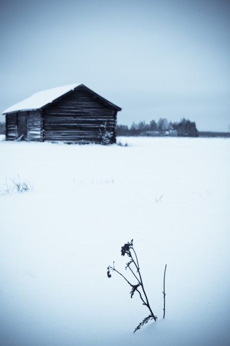 Winter in Finland – outdoor photos by Kimmo Savolainen