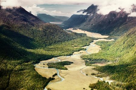 New Zealand Valleys – landscape photos by Chris Sisarich