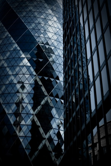 London – architectural photography by Camille Garcia