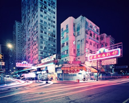 Neon Hong Kong – urban night photography by Thomas Birke