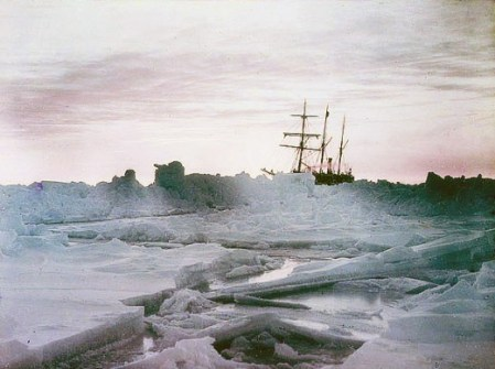 Shackleton's Antarctica in colour, 1915 – photos by Frank Hurley