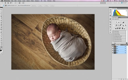 Adding contrast in Photoshop – a tutorial by Alan Bremner