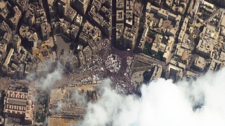 In pictures: 2011 seen from space