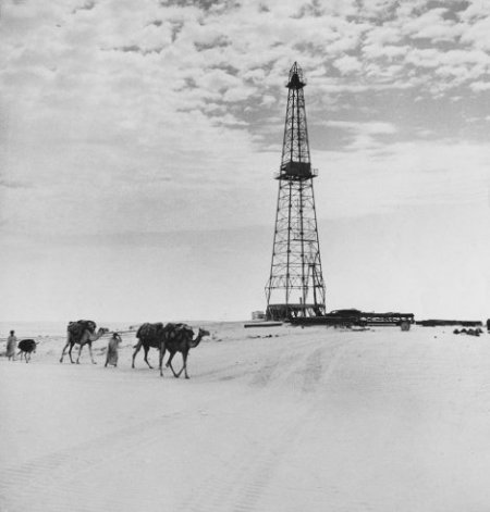Oil in the Middle East: Petroleum and Power in 1945 from LIFE