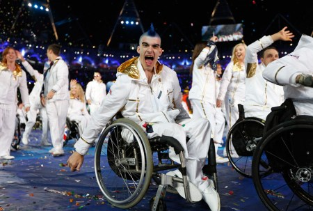 Photos from the 2012 Summer Paralympics