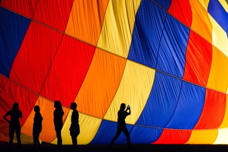 Balloons of the world