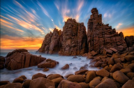 Seascapes – photos by Lincoln Harrison