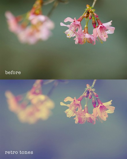 3 steps to creating retro tones in Photoshop