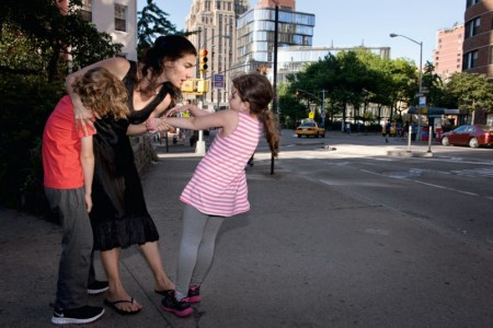 Elinor Carucci: motherhood as you never see it