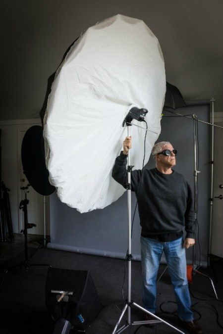 King Sized Portrait Lighting: Going Big