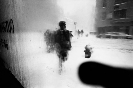 Saul Leiter: Early Black and White Photographs