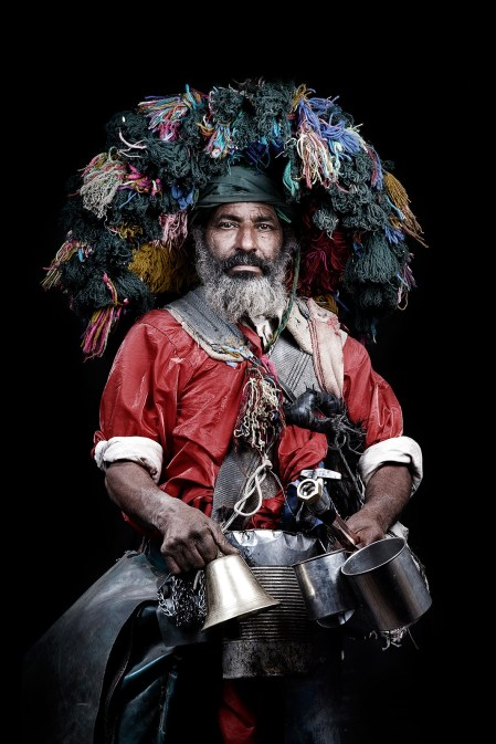 Leila Alaoui photographs Moroccans in her series 'The Moroccans'