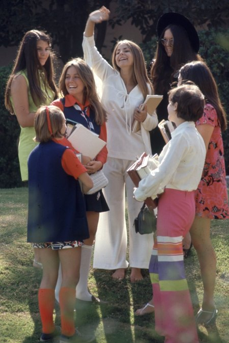 That '60s show: What American high school students dressed like in 1969