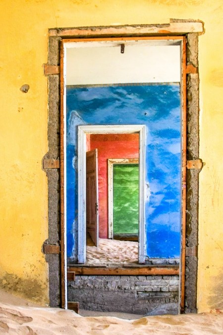 Guardian travel photography competition: colour
