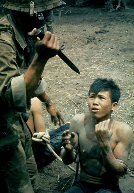 The Vietnam war in colour – photos by Larry Burrows