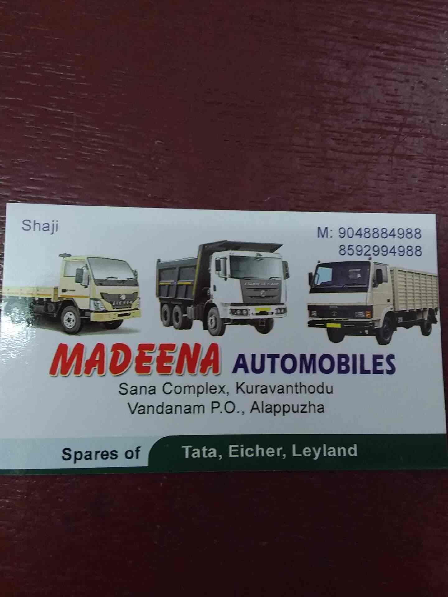 hight resolution of madeena automobiles kakkazhom automobile part dealers in alappuzha justdial