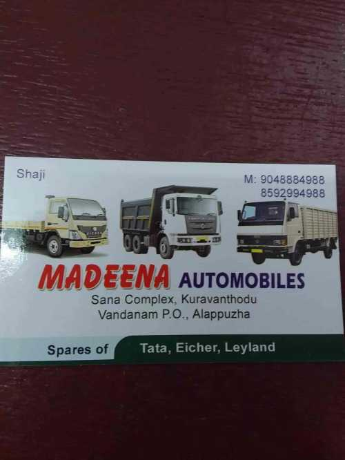 small resolution of madeena automobiles kakkazhom automobile part dealers in alappuzha justdial