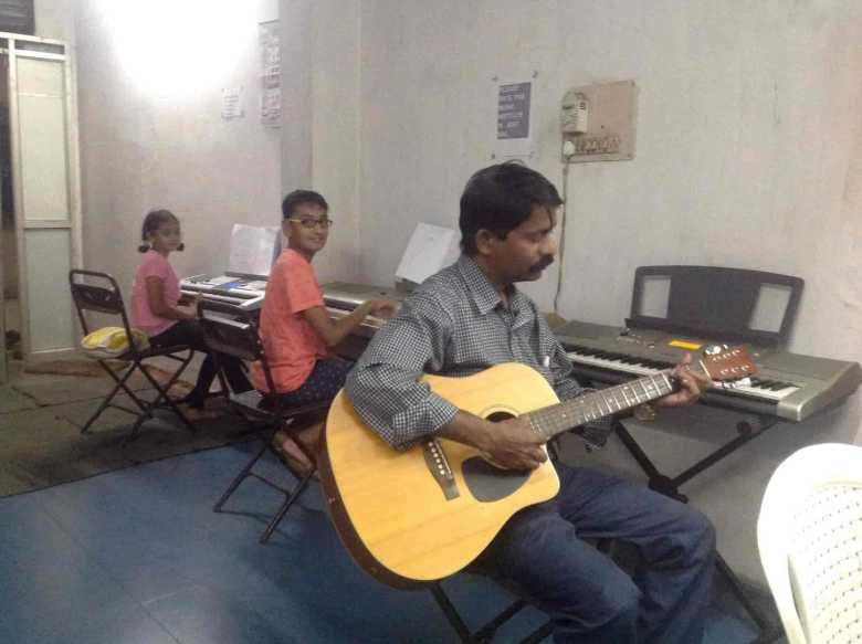 national institute of music, secunderabad - music classes in