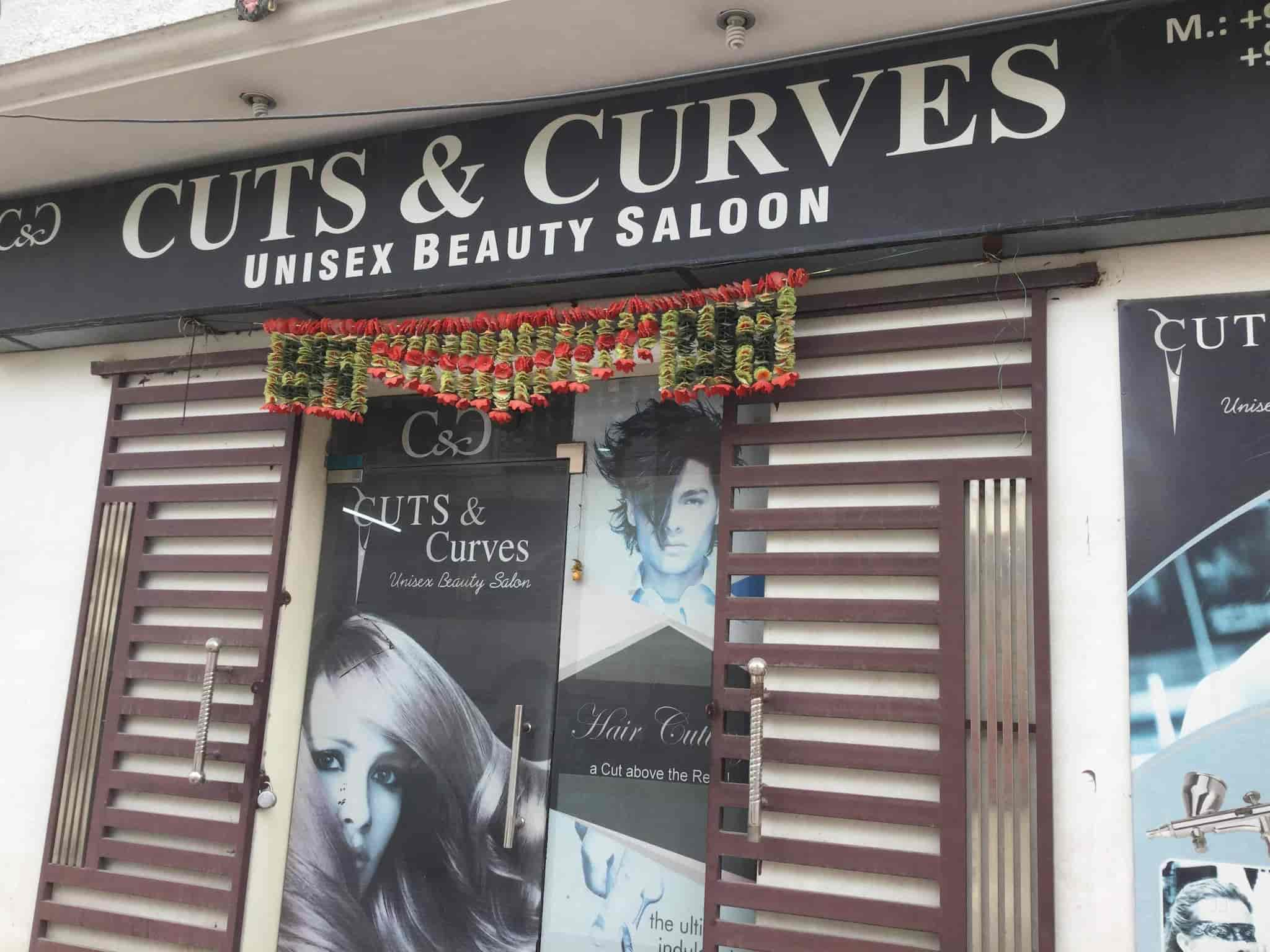 cuts and curves unisex