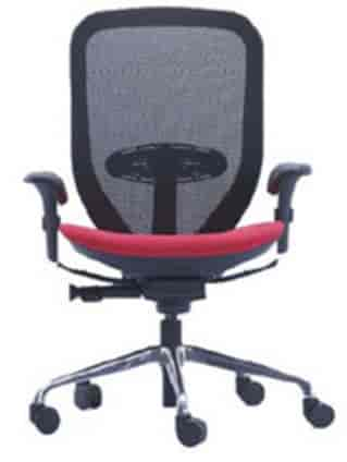godrej chair accessories patio furniture table and chairs buy interio ace mid back high performance features price reviews online in india justdial