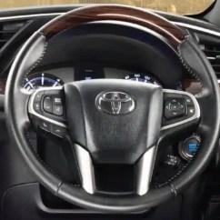All New Kijang Innova 2.4 G At Diesel Toyota Yaris Trd Sportivo Price Buy Crysta 2 4 Mt Garnet Red Features